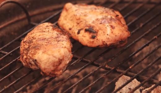 「超絶ジューシー!」と言いたくなる鶏むね肉のBBQレシピ発見。