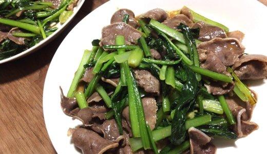 人類の歴史上、もっともおいしい美食は「肉野菜炒め」だ。