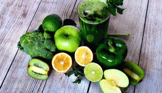 置き換えダイエットに、野菜ジュースよりも青汁をすすめる理由。