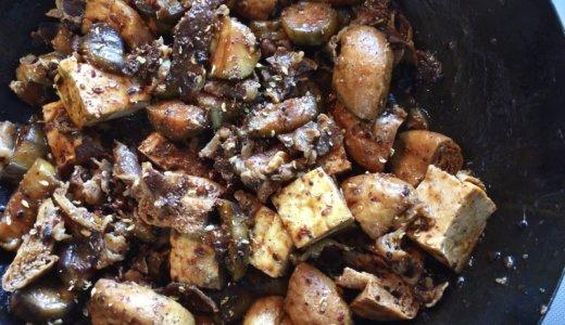 久しぶりの大失敗!悲しいほどに塩辛い麻婆豆腐に打ちひしがれる。