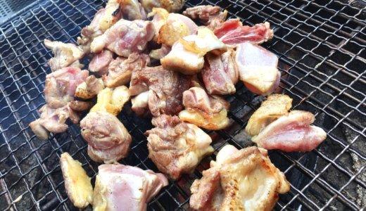 ヘトヘトな胃袋に流しこむ親鶏の塩コショウ焼きに勝るものなし