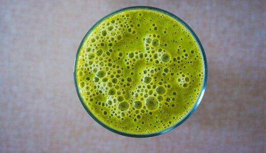 野菜不足は生ケール青汁(グリーンスムージー)が解決する