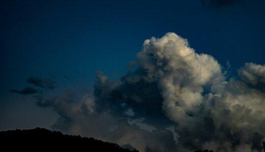 脱炭素に向けて努力しても、変わらない未来予測を受け入れる。